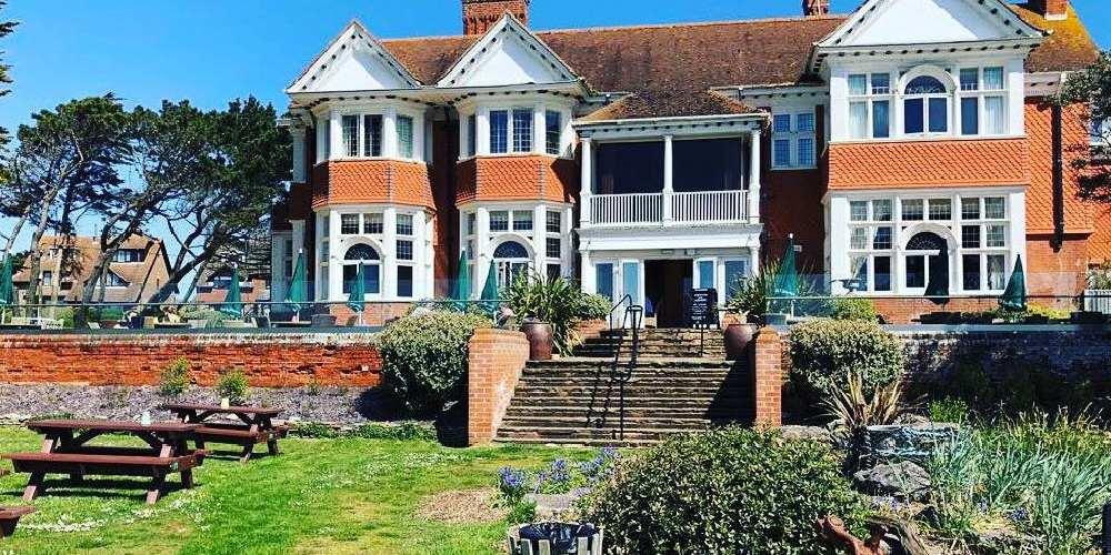 Visit Milford on Sea Beach House