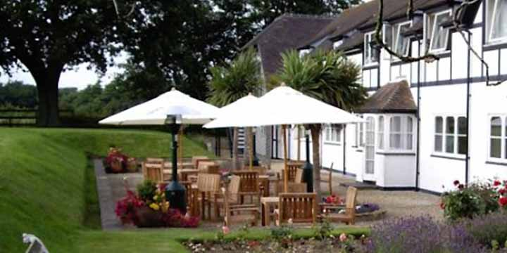 Visit Milford on Sea Hotel Garden