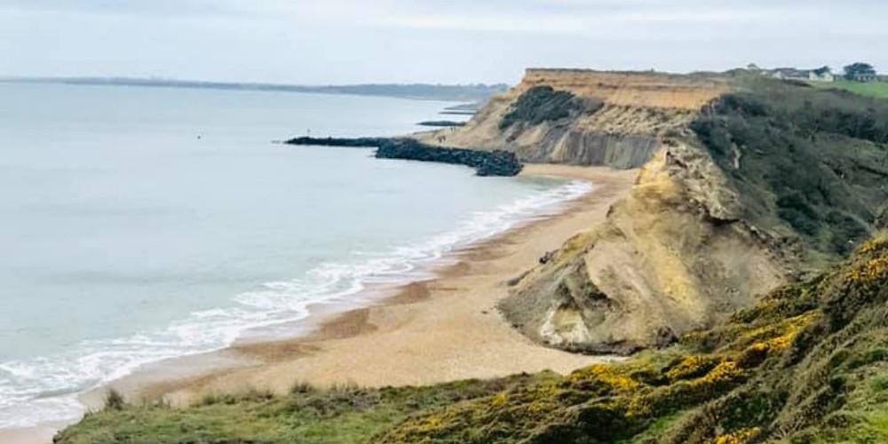 Visit Milford on Sea Milford to Barton walk