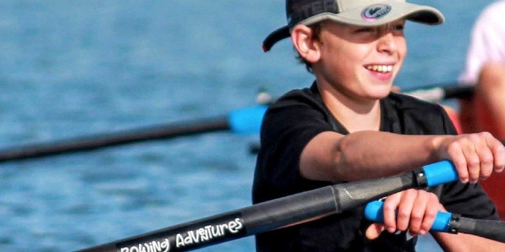 Visit Milford on Sea rowing Adventures for children