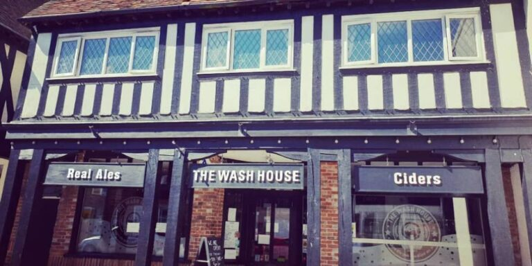 Visit Milford on Sea front of The Washhouse