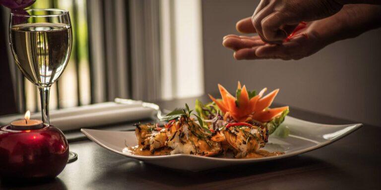Visit Milford on Sea thai food