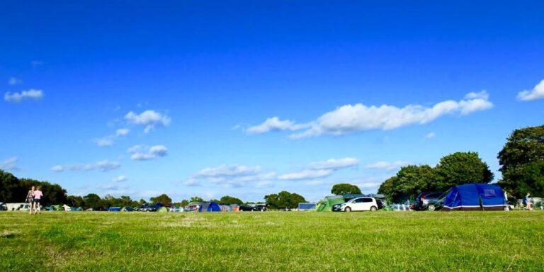 Visit Milford on Sea camping at Muddycreek
