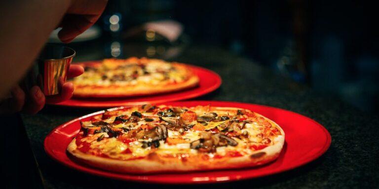 Visit Milford on Sea pizzas at Ray's Italian Kitchen