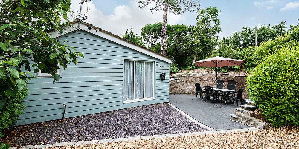Visit Milford on Sea outside at Figtree Cottage