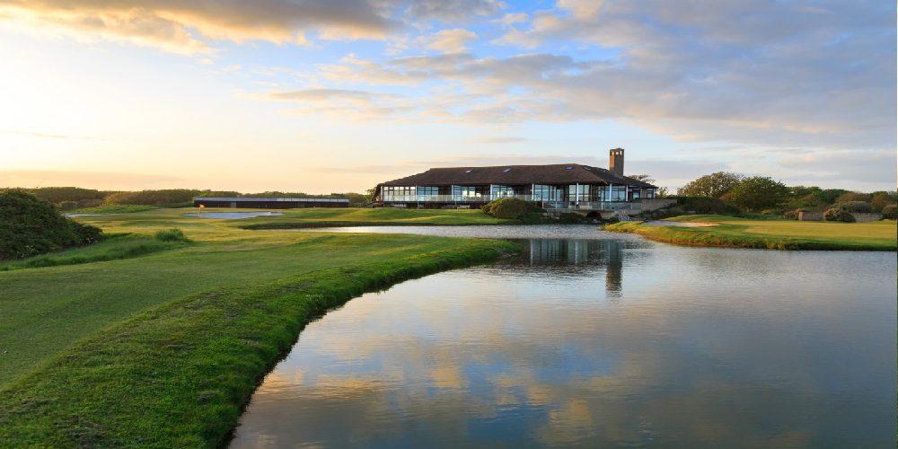Visit Milford on Sea Barton on Sea Golf Club clubhouse