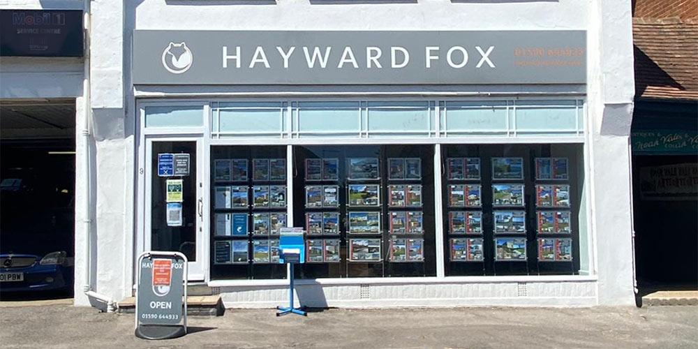 Visit Milford on Sea Hayward Fox